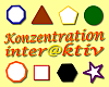Konzentration interaktiv